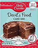 Betty Crocker Super Moist Devil's Food Cake Mix 500g