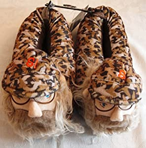 Duck Dynasty Slippers Uncle Si