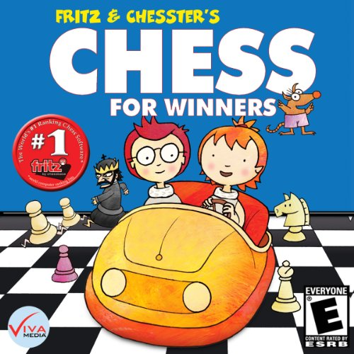 Learn to Play Chess with Fritz and Chesster 3: Chess For Winners [Download] (Chess Software For Kids compare prices)