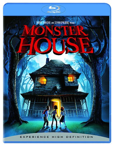 Monster House / Дом-монстр (2006)