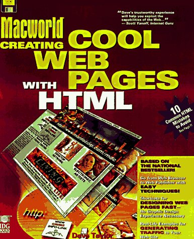 Macworld Creating Cool Html 3.2 Web Pages