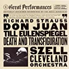 Strauss: Don Juan / Death & Transfiguration