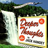 Deeper Thoughts, All New (1562828401) by Handey, Jack