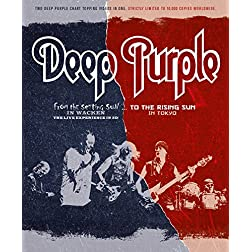 Deep Purple: From the Setting Sun To the Rising Sun [Blu-ray]