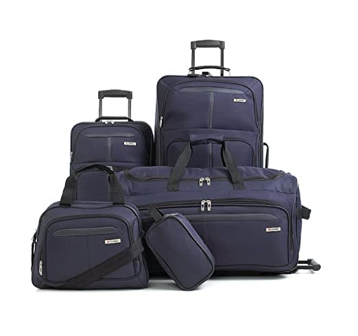 Tag Fairfield 5 Pc. Luggage Set