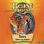 Skoro - Dämon der Wolken (Beast Quest 14) | Adam Blade