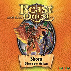 Skoro - Dämon der Wolken (Beast Quest 14) Hörbuch