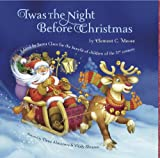img - for Twas The Night Before Christmas: Edited By Santa Claus for the Benefit of Children of the 21st Century book / textbook / text book