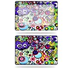 Mightyskins Protective Skin Decal Cover for Asus Transformer TF300 10.1 inch screen tablet stickers skins Circle Explosion