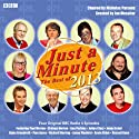 Just a Minute: The Best of 2013  by Ian Messiter Narrated by Nicholas Parsons