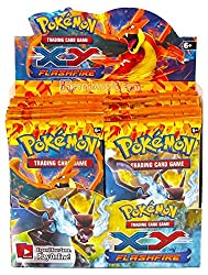Catterpillar Pokémon Trading Cards Game A Box of 36 Packs (Random pack & Non Licensed)