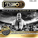 Techno Club Vol.49-Talla 2xlc/35 Years of Djing