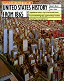 img - for HarperCollins College Outline United States History from 1865 (Harpercollins College Outline Series) book / textbook / text book