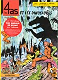 Les 4 as, tome 35 : Les 4 as et les dinosaures