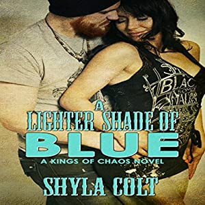A Lighter Shade of Blue Audiobook