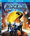 Pixels [Blu-ray + Digital HD] (Biling...