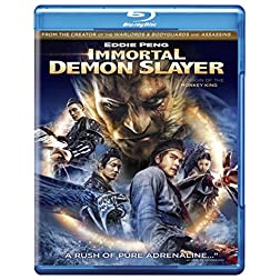 Immortal Demon Slayer [Blu-ray]