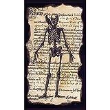 Enchanted Halloween Skeleton Paper Guest Towels