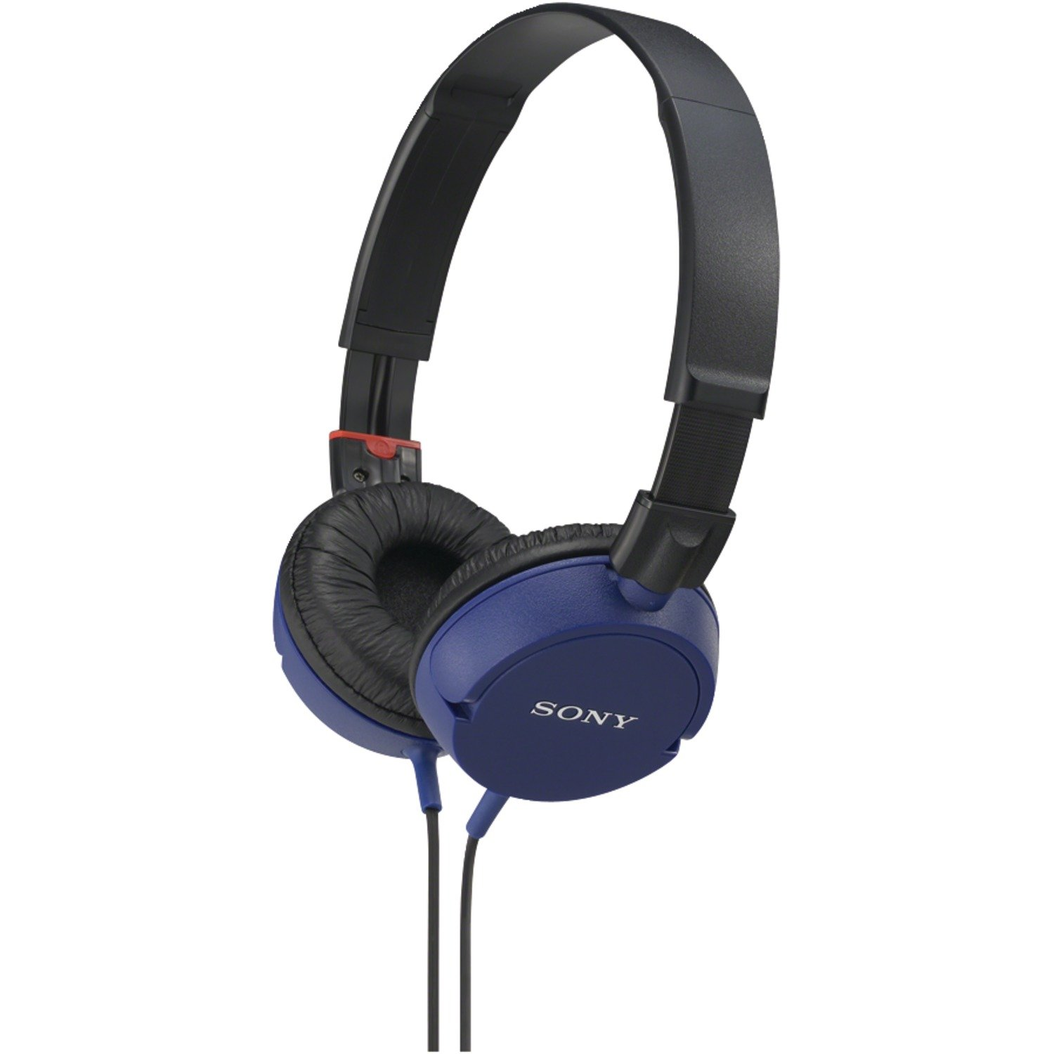 Sony MDRZX100 ZX Series Stereo Headphones (Blue)