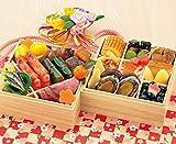 京菜味のむら おせち「小袖」二段重 25品 (12月30日着)