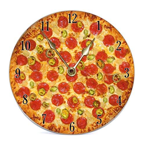 pepperoni-19-cm-motivo-pizza-1905-cm-75-orologio-da-parete-with-numbers