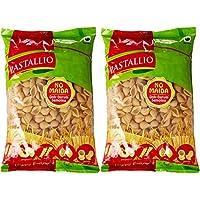 Pastallio Durum  Shell Pasta, Two Pack Combo, 500g