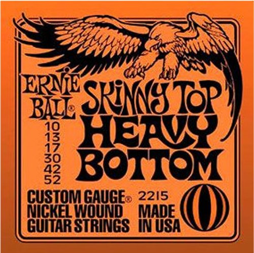 Ernie Ball 2215 Skinny Top/Heavy Bottom Electric