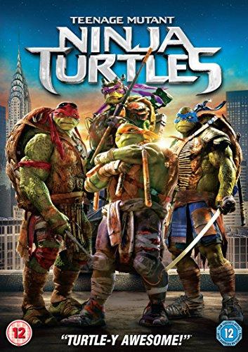 Teenage Mutant Ninja Turtles [DVD]