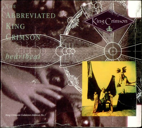 King Crimson - Heartbeat: The Abbreviated King Crimson - Zortam Music
