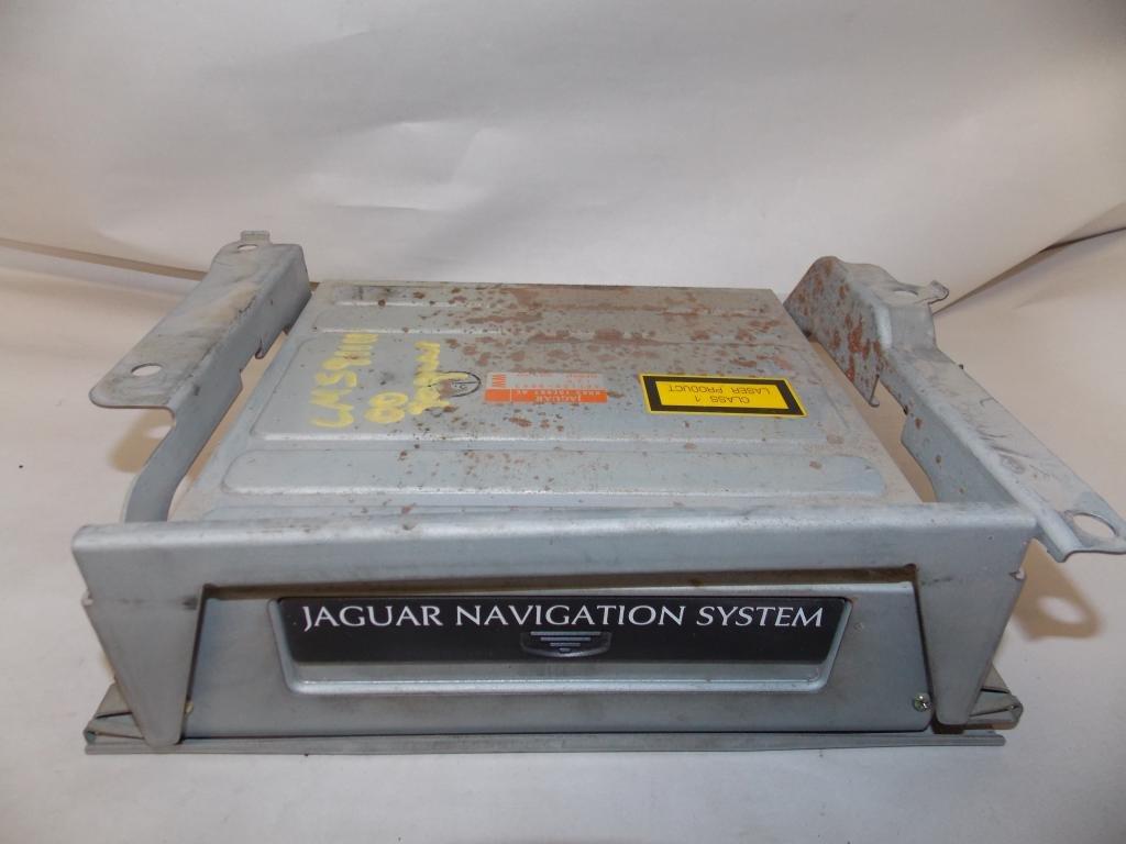 Автомобильная стереомагнитола 00-00 Jaguar S Type Navigation DVD Drive Player 2000 #4001