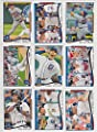 Detroit Tigers 2014 Topps MLB Baseball Regular Issue Complete Mint 28 Card Team Set with Victor Martinez, Miguel Cabrera, Justin Verlander Plus
