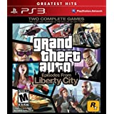 Grand Theft Auto: Episodes from Liberty City ~ Rockstar Games