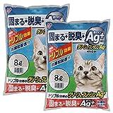 アイリスオーヤマ クリーン&フレッシュ Ag+  8L×2袋 KFAG-80