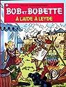 Bob et Bobette, tome 314 : L'aide à Leyde par Vandersteen