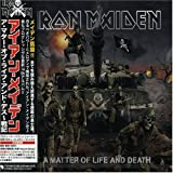 A Matter of Life and Death by Iron Maiden (2006-09-06)