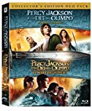 Percy Jackson 1 + 2 Collection (CE) (2 Blu-Ray) [Italian Edition]