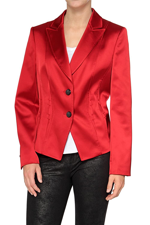 Basler Damen Blazer RED HOT WB, Farbe: Rot kaufen