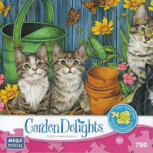 Flower Pot Friends 750 Piece Puzzle