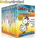 Jokes for Kids - 10 in 1 Box Set PLUS...