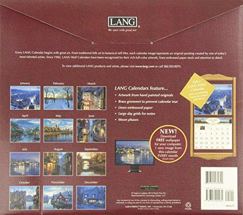 The Lang Around the World 2014 Calendar
