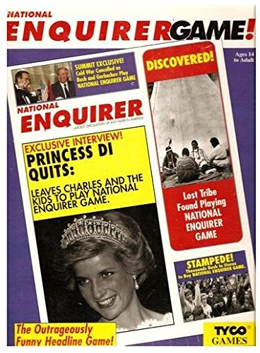 National Enquirer Game (1991 Vintage) - 1