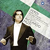 Verdi: Opera Choruses; Overtures & Ballet Music