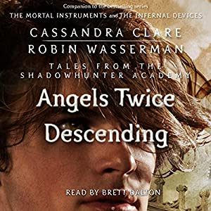Angels Twice Descending Audiobook