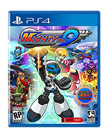 Mighty No. 9 Signature Edition - PlayStation 4