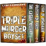 Triple Murder Boxset (Three Thrilling Reads!) (English Edition)