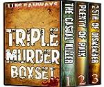 Triple Murder Boxset (Three Thrilling...