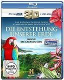 Image de Die Entstehung unserer Erde 3D - Hawaii / Die großen Seen (Blu-ray 3D) [Import allemand]