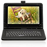 "eXpro 10.1"" Android 4.4 Tablet PC Quad Core 8GB HDMI WIFI w/ Keyboard New video review"