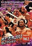 大日大戦2011セレクション vol.2 [DVD]