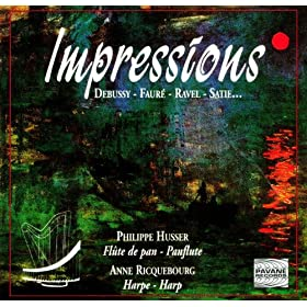 Impressions: Music for Pan Flute & Harp